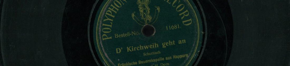 Termine Forschungsstelle Fur Frankische Volksmusik